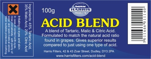 Acid Blend - 100g