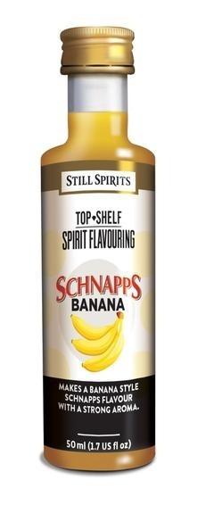 Top Shelf Banana Schnapps Flavouring