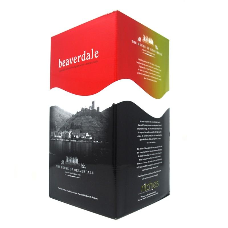 Beaverdale 5g Rojo Tinto Wine Kit