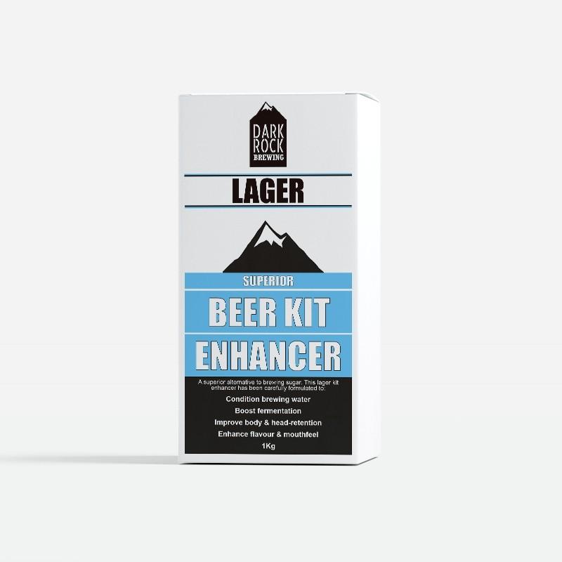 Dark Rock Beer Kit Enhancer - Lager
