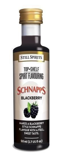 Top Shelf Blackberry Schnapps Flavouring