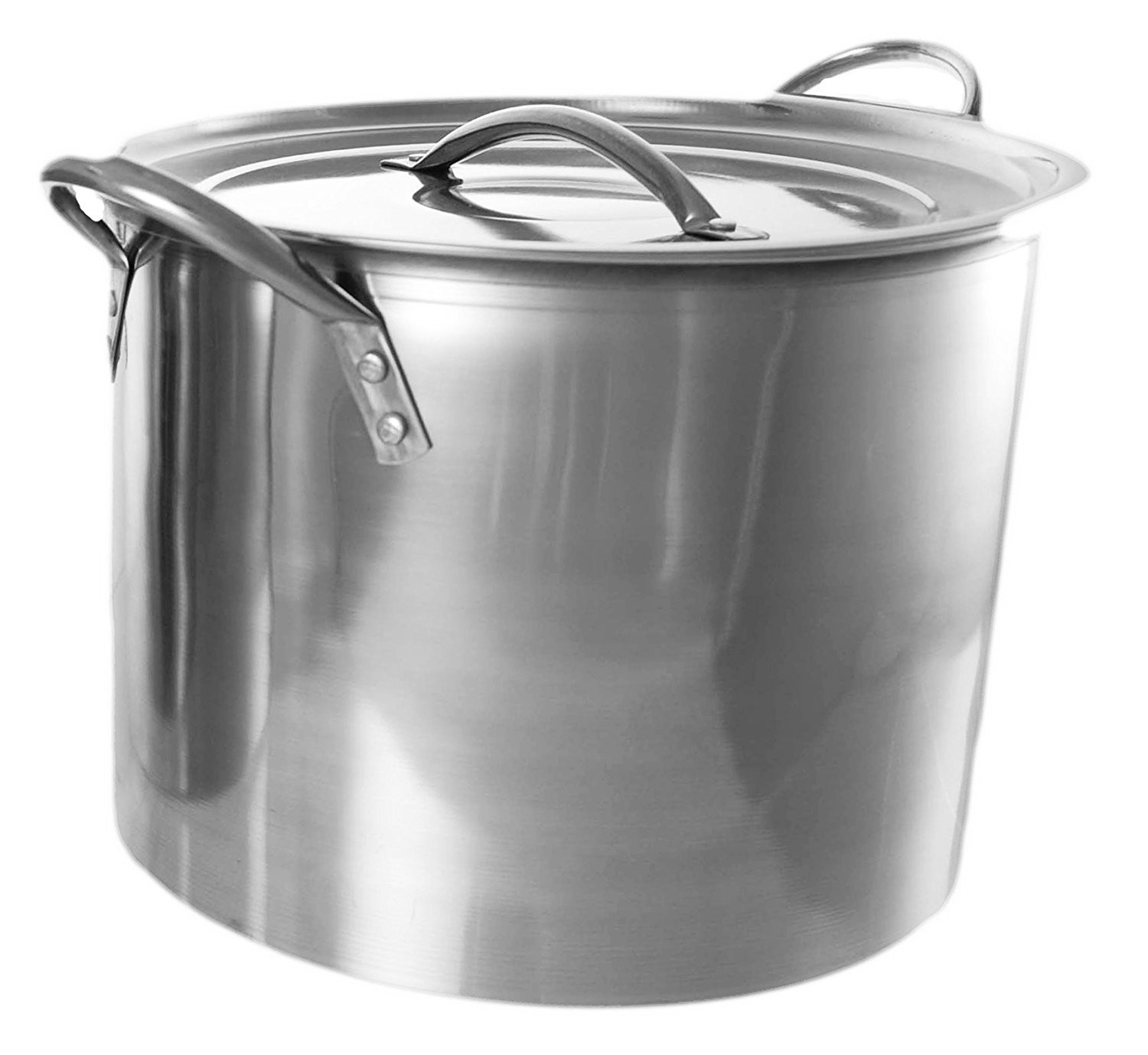 Stainless Steel Brewing Pot - 15 Litres