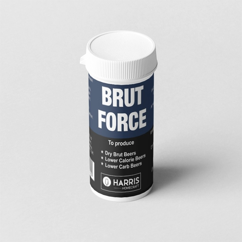Harris Brut Force Enzyme