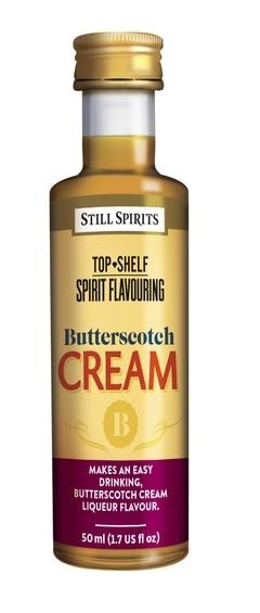 Top Shelf Butterscotch Cream Flavouring