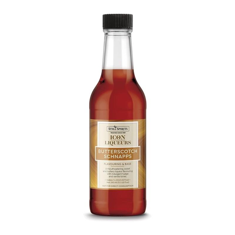 Icon Liqueurs Butterscotch Schnapps Flavouring