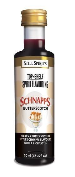 Top Shelf Butterscotch Schnapps Flavouring