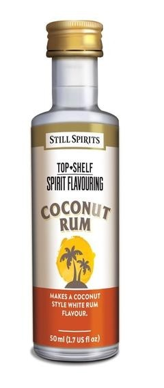 Top Shelf Coconut Rum Flavouring