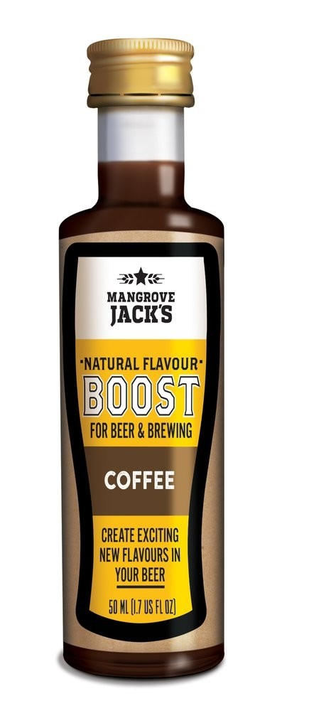 NATURAL BEER FLAVOUR BOOST - COFFEE