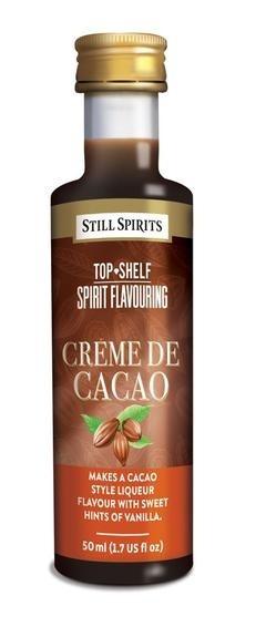 Top Shelf Creme de Cacao Flavouring