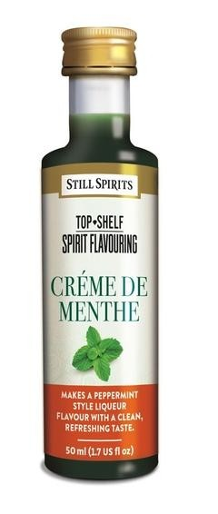 Top Shelf Creme de Menthe Flavouring