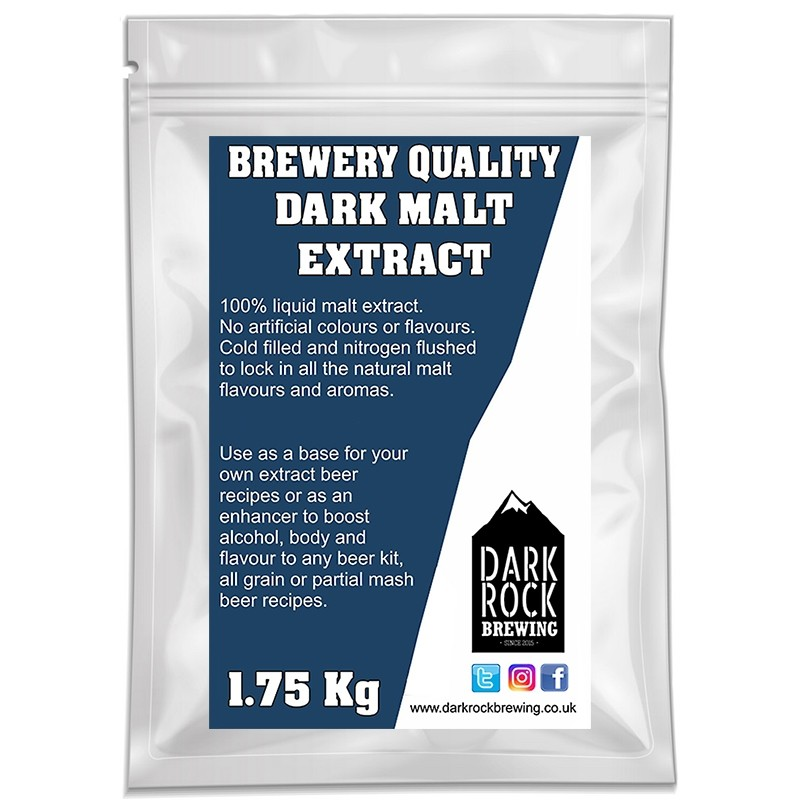 Dark Liquid Malt Extract - 1.75Kg