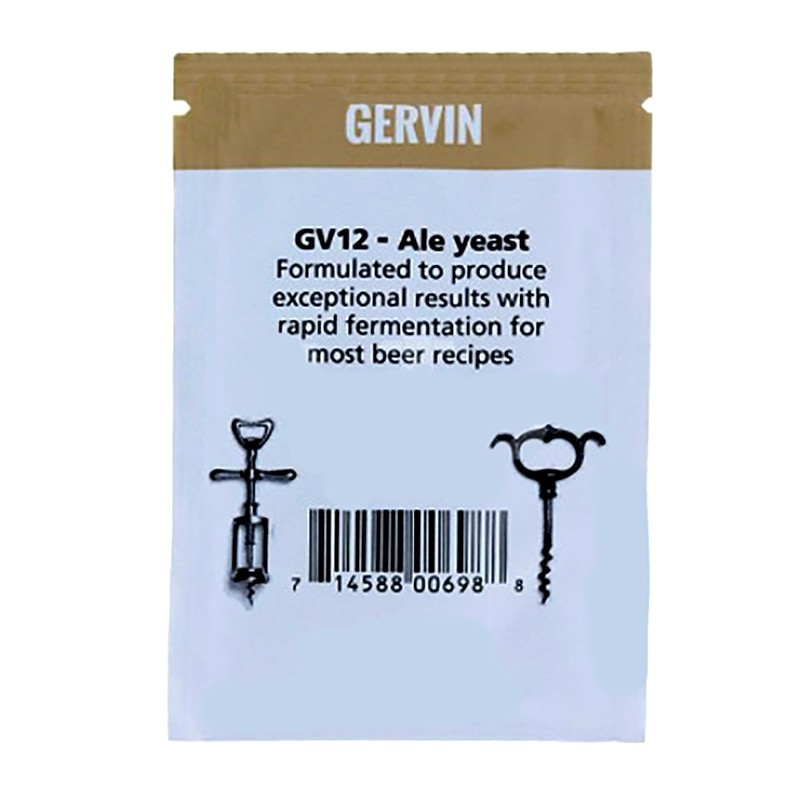 Gervin Real Ale Yeast
