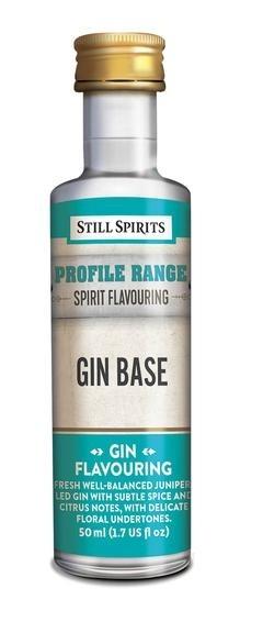 Gin Profile Range Gin Base Flavouring