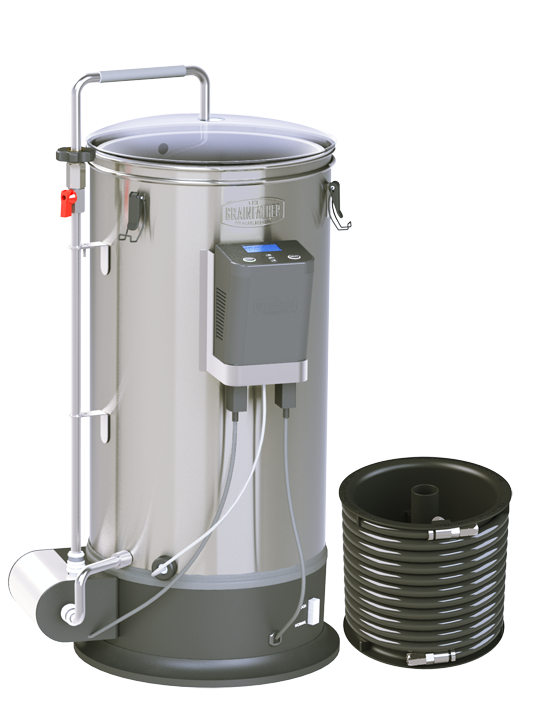 Grainfather with Connect Box