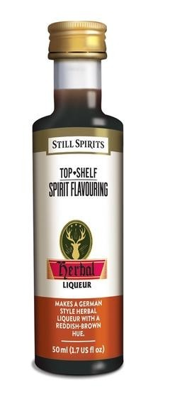 Top Shelf Herbal Liqueur Flavouring
