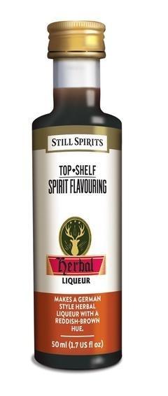 Top Shelf Herbal Liqueur Flavouring