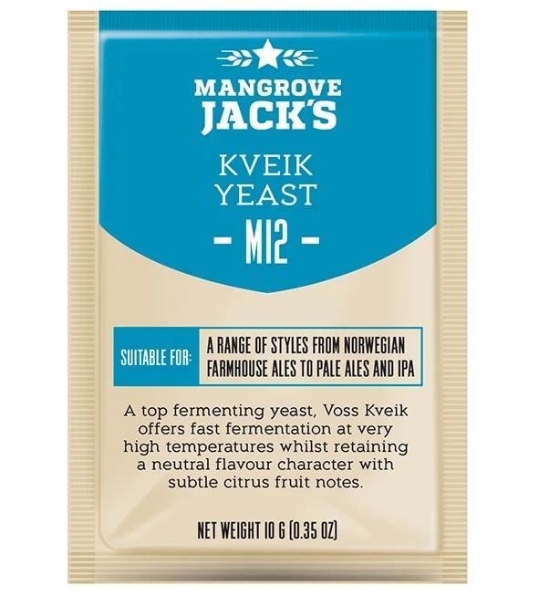 Mangrove Jack's M12 Kveik Yeast