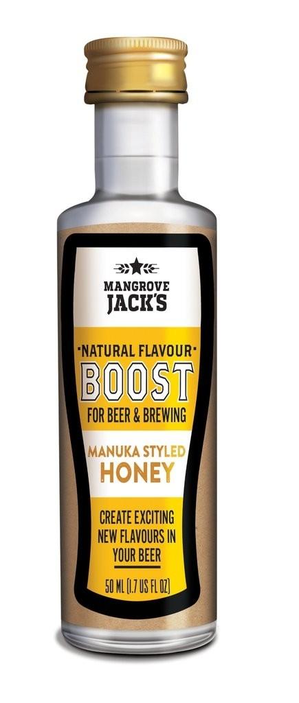 NATURAL BEER FLAVOUR BOOST - MANUKA HONEY