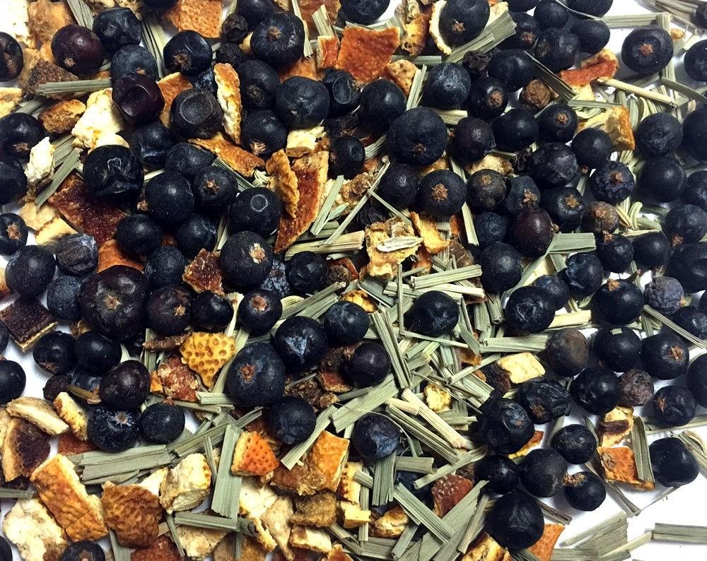 Gin Botanicals - Mediterranean Sea Breeze