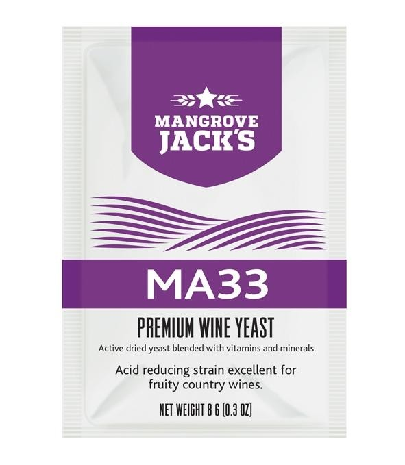 Mangrove Jack's MA33 Wine Yeast