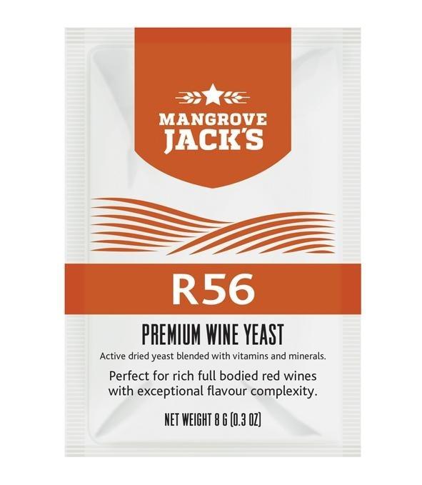 Mangrove Jack's R56 Wine Yeast