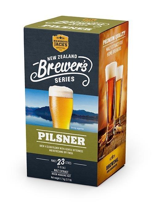 New Zealand Brewers Series - Pilsner