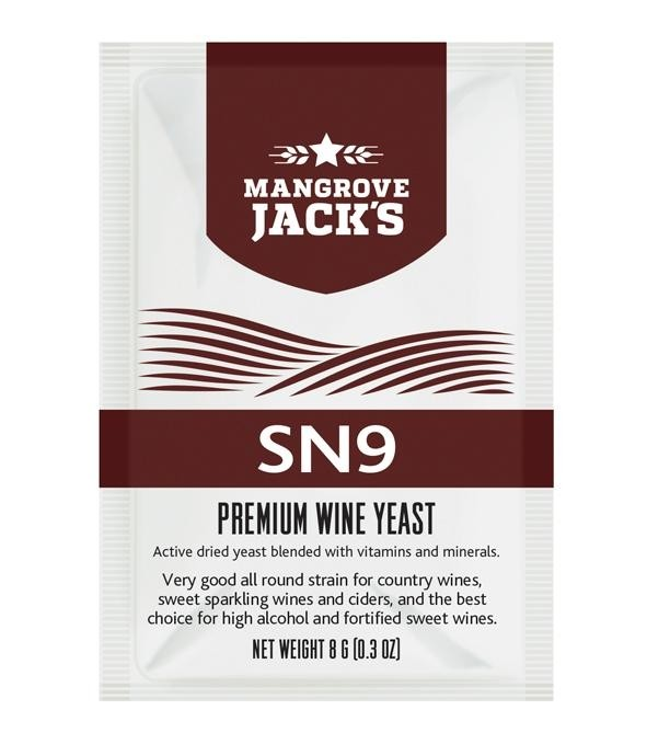 Mangrove Jack's SN9 Wine Yeast