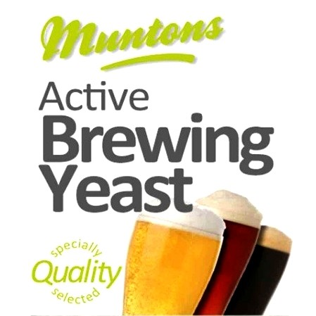 Muntons Active Brewing Yeast