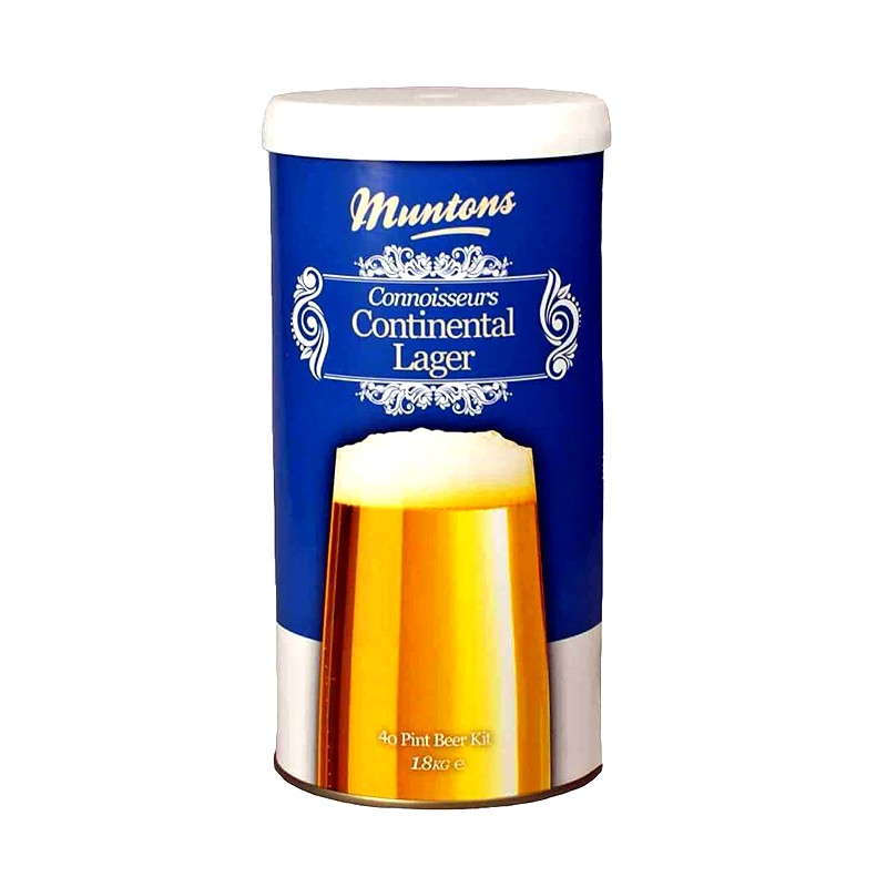 Muntons Connoisseurs Continental Lager