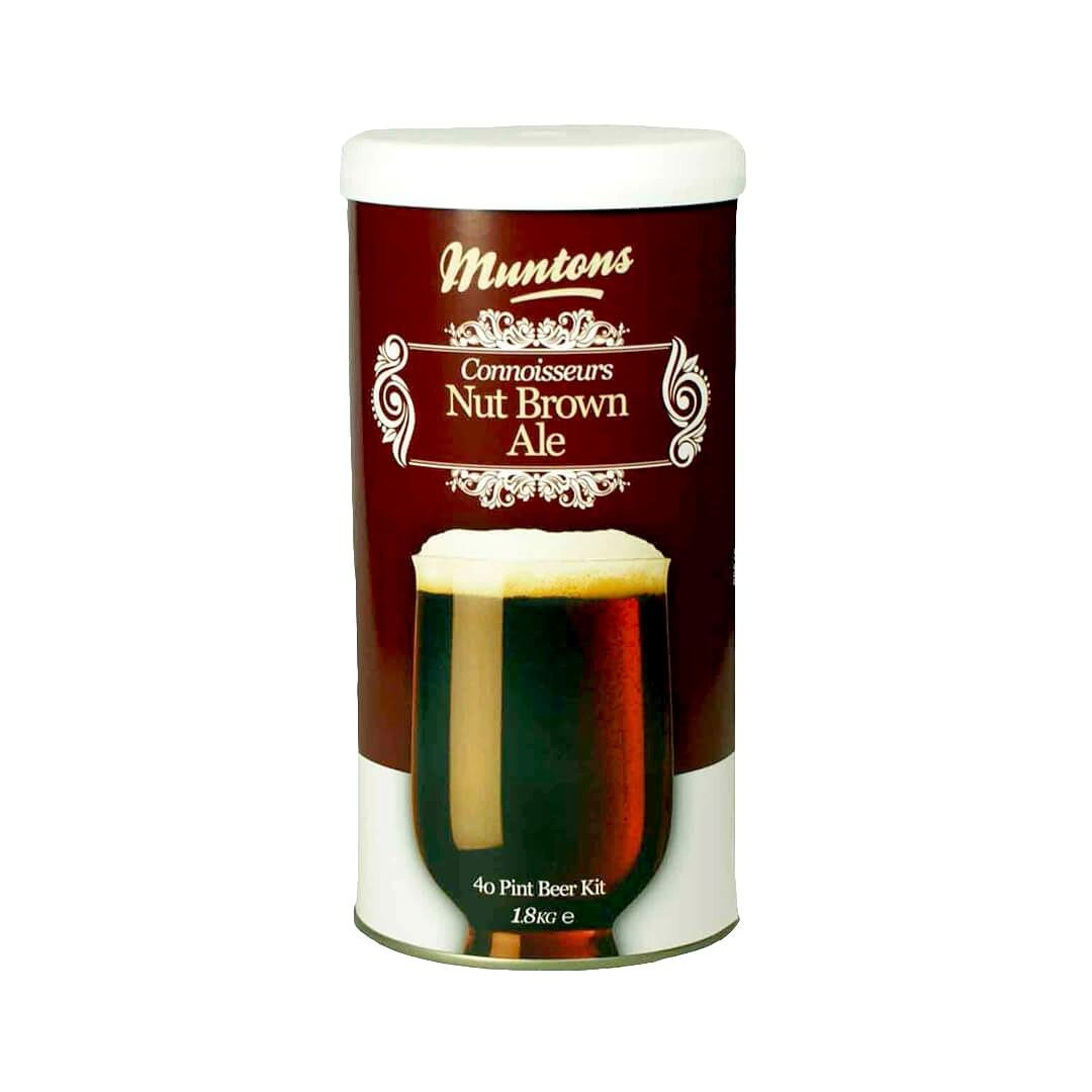 Muntons Connoisseurs Nut Brown Ale