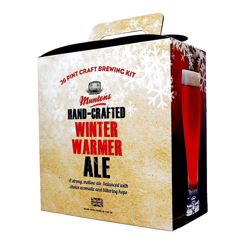 Muntons Hand-Crafted Winter Warmer Ale