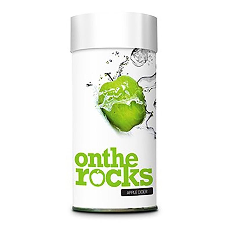 On The Rocks Apple Cider
