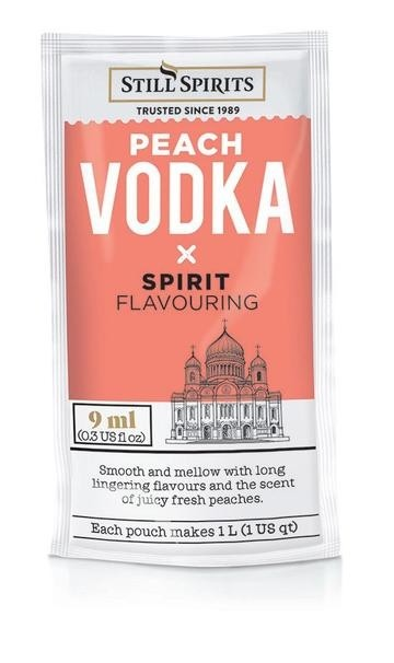 Just Add Vodka Peach Vodka Flavouring