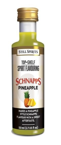 Top Shelf Pineapple Schnapps Flavouring