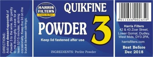 Powder 3