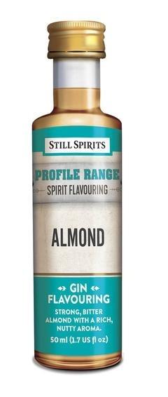 Gin Profile Range Almond Flavouring