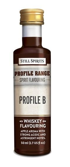 Whiskey Profile Range Profile B Flavouring