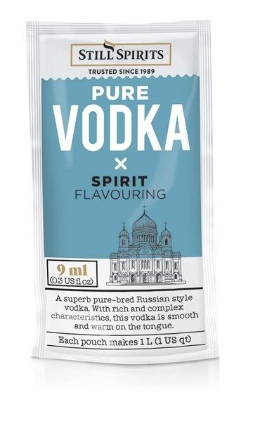 Just Add Vodka Pure Vodka Flavouring