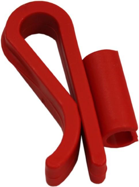 Red Bucket Clip