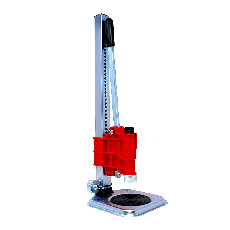 Bench Crown Capping Machine - Red