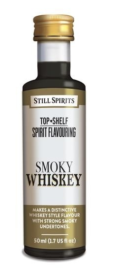 Top Shelf Smoky Whiskey Flavouring