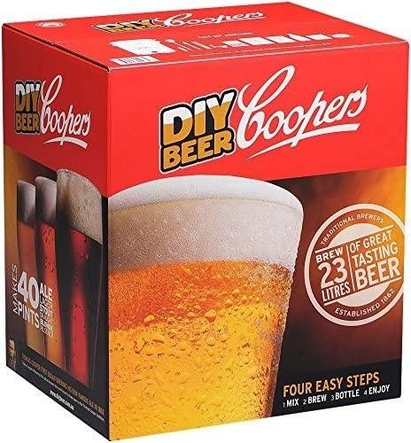 Coopers 40 Pint Starter Kit - Lager