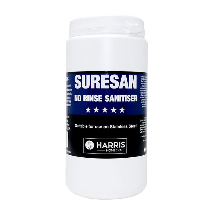 Harris Suresan - No Rinse Sanitiser - 1Kg