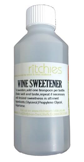 Wine Sweetener 225ml