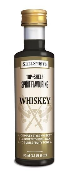 Top Shelf Whiskey Flavouring