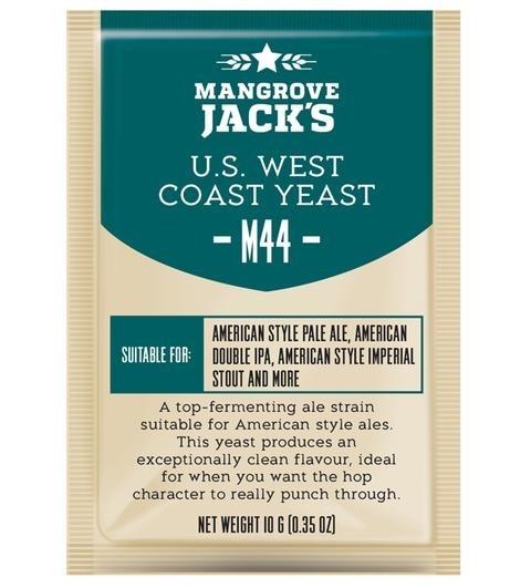 Mangrove Jacks Yeast - M44 US West Coast
