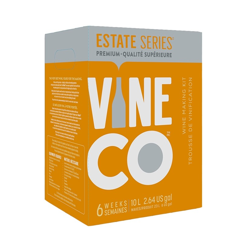 Vine Co Estate Series Argentinean Malbec - 30 Bottle