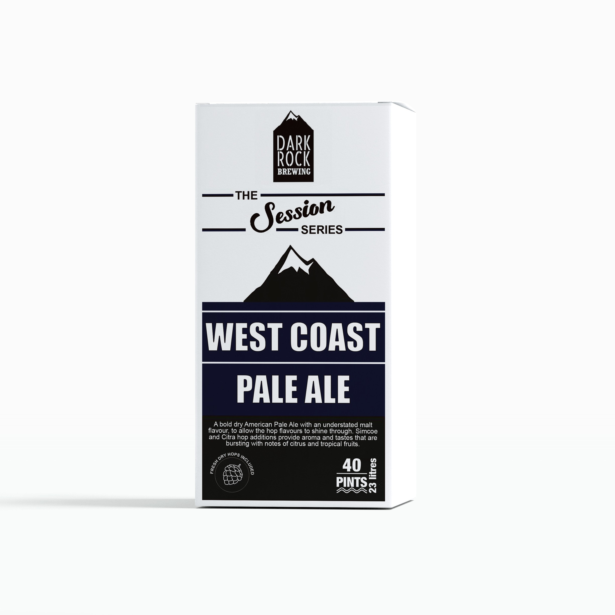 Dark Rock Session Series - West Coast Pale Ale