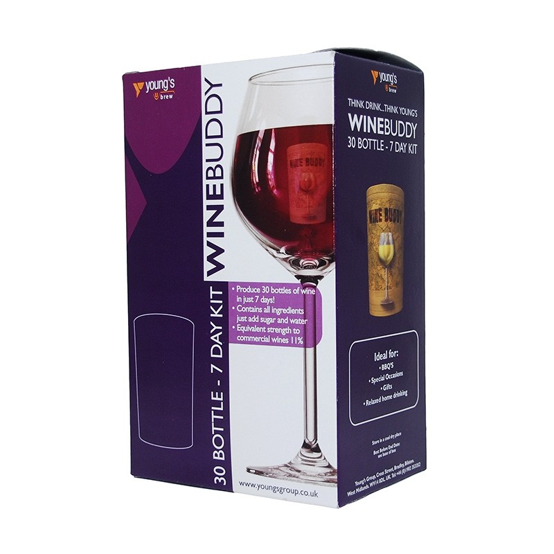 Wine Buddy 5g Merlot