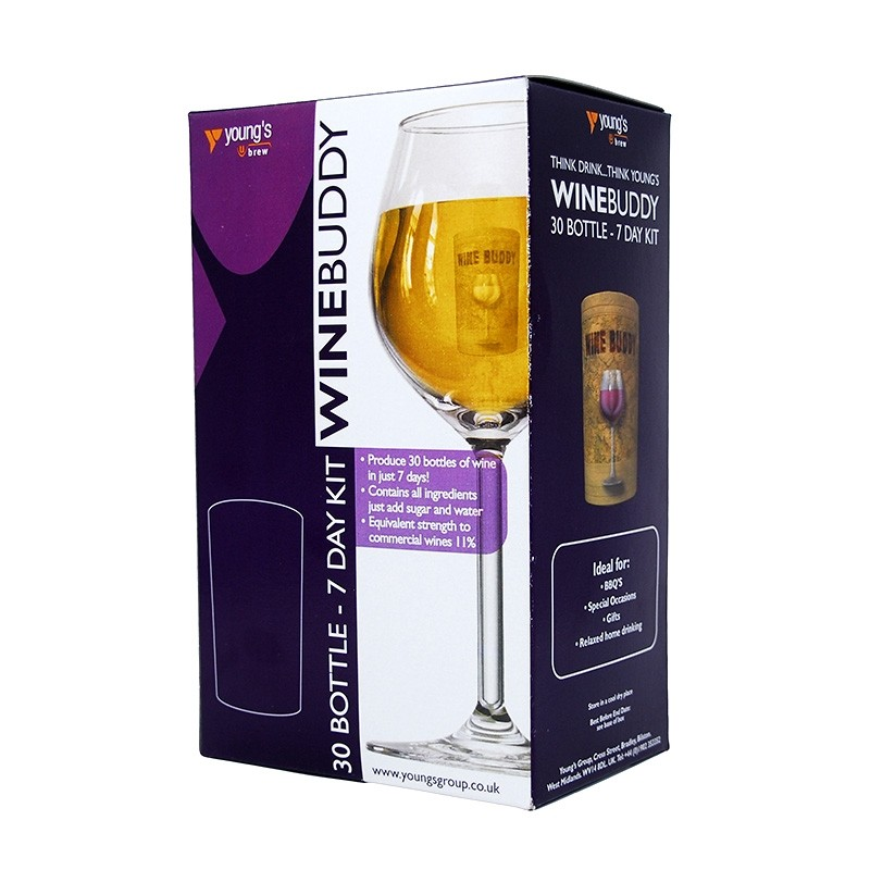 Wine Buddy 5g Sauvignon Blanc
